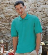 SS 11 Fruit Of The Loom Standard 65/35 Polo 180gm