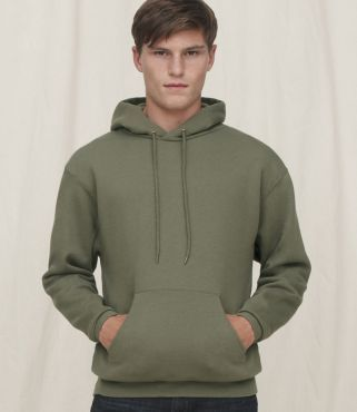 SS14 Fruit Of The Loom Hooded Sweat Shirt