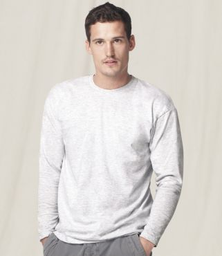 SS21 Fruit Of The Loom Long Sleeve Value T-Shirt