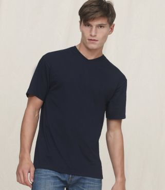 SS7 Fruit of the Loom V Neck Value T-Shirt